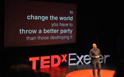 Zabezpieczony: TEDx