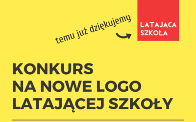 Konkurs na Logo Latającej Szkoły